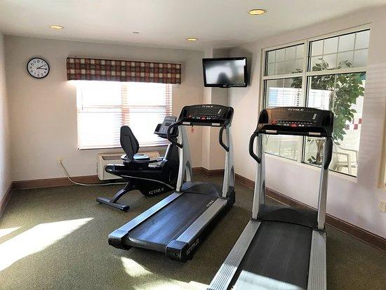 Zion, IL: Health club
