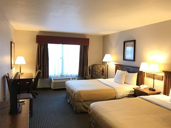 Zion, IL: Guest room