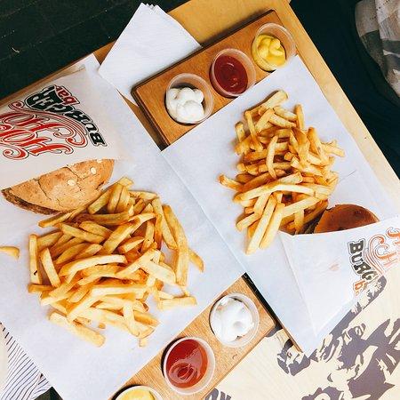 burger, Κρήτη
