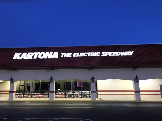 Kartona The Electric Speedway