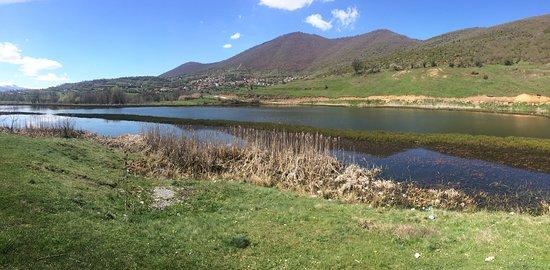 Dragas, Kosovo: Lake in Opoja