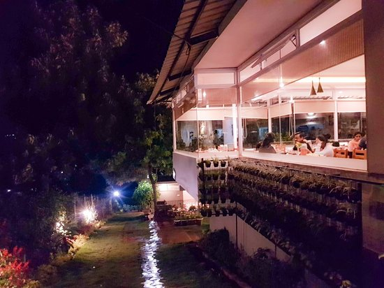Sunvalley Homestay : view of the restaurant