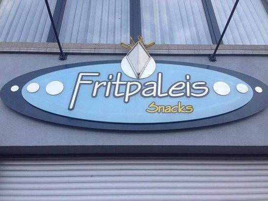 Deurne, Belgium: Fritpaleis