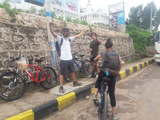 Polestar Travel: Biking to Inne  lake for 2 days!