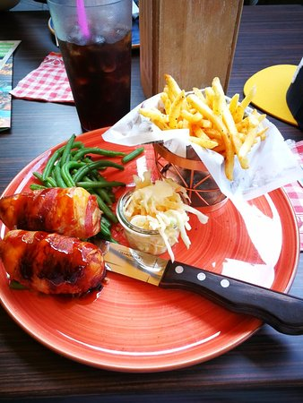 Restoran Mack Bar-B-Que BeachClub Foto