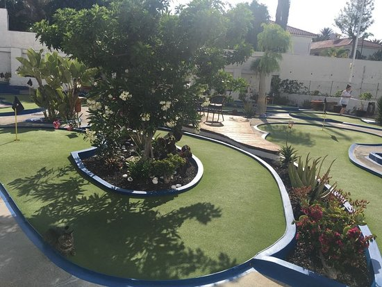 Minigolf Taidia the place to be