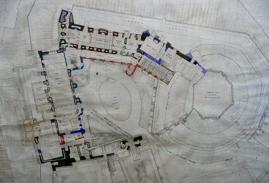 durham castle original durham castle original layout picture of durham castle, durham
