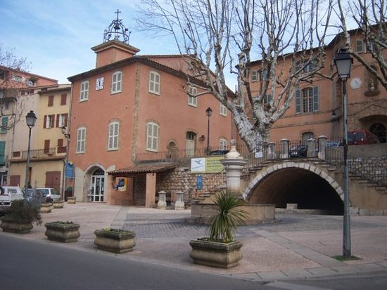 Office de Tourisme de Barjols