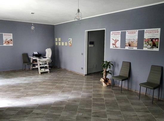 Casale Monferrato, Италия: Sala d'attesa