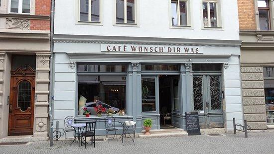 cafe wunsch dir was weimar restaurantanmeldelser tripadvisor. Black Bedroom Furniture Sets. Home Design Ideas