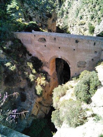 Las Alpujarras, Ισπανία: Los árabes tendieron puentes