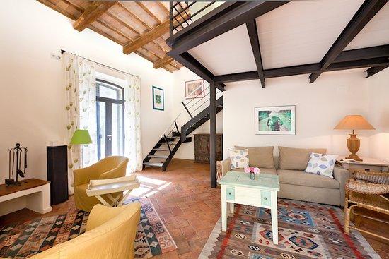Castel Ritaldi, Italia: Suite Nr. 5, Wohnen