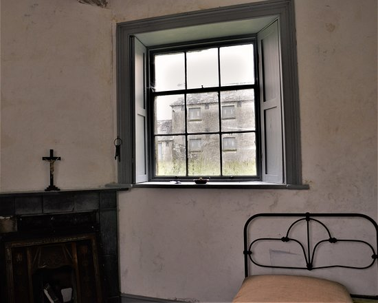 The Irish Workhouse Centre: Matrons Room.