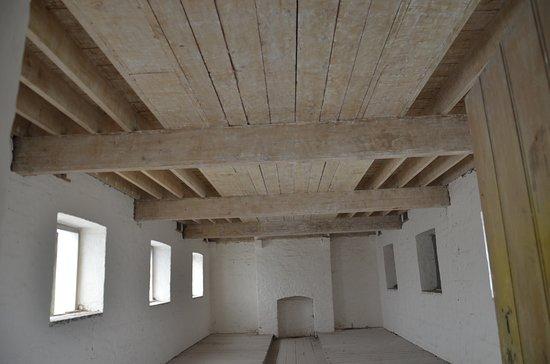 The Irish Workhouse Centre: Sleeping area