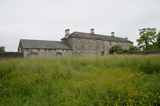 The Irish Workhouse Centre: Seperate Hospital.