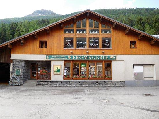 Cooperative Laitiere de Lanslebourg Mont Cents