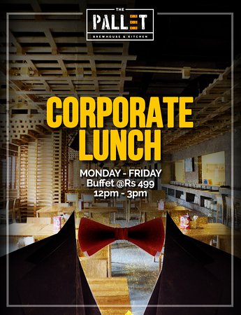 Bangalore District, Hindistan: Corporate Lunch Buffet