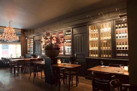 Restaurant Humphrey\'s Den Haag interieur - Picture of Humphrey\'s ...