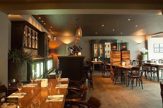 Restaurant Humphrey\'s Den Haag interieur - Photo de Humphrey\'s Den ...