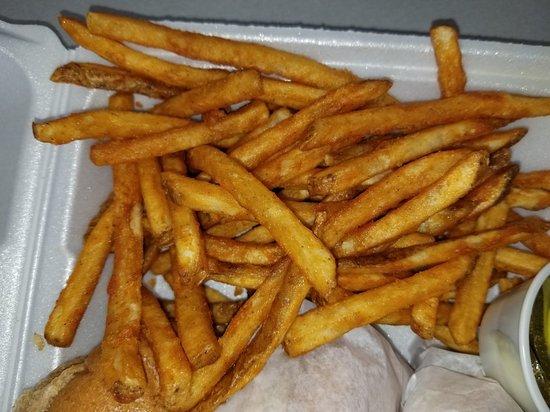 Roseville, MI: Seeburger's Cheeseburgers