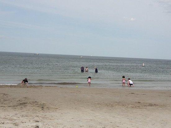 Beautiful day at Crane Beach.