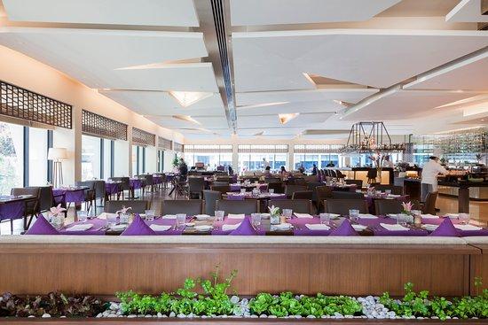 Threesixty Degrees: Restaurant
