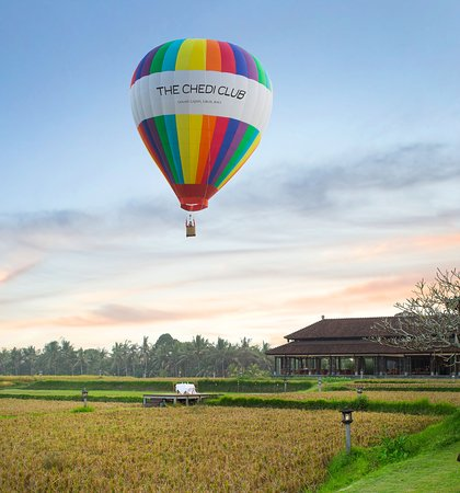 Balloons Over Bali