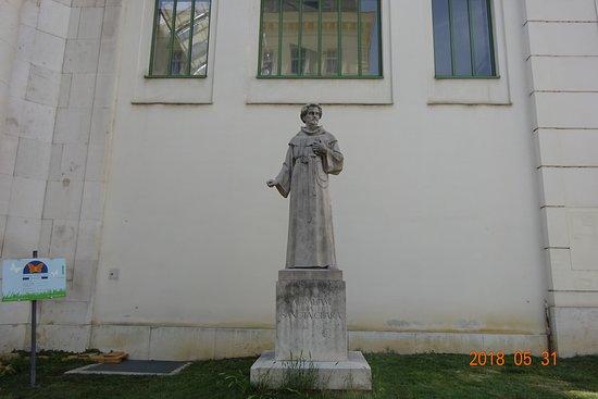 Denkmal Abraham a Santa Clara Photo