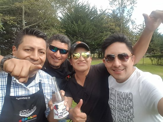 La Mejor Comida Tipica de la Serranía Ecuatoriana los espera en Machachi Capital Mundial del Cha