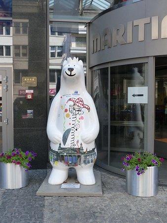 Maritim proArte Hotel Berlin: Ingang