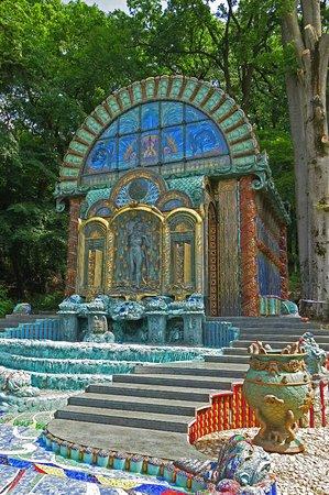 Wasserhaus Im Garten Picture Of Ernst Fuchs Museum Vienna