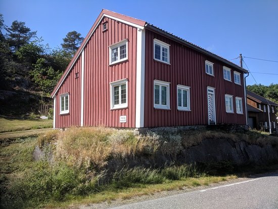 Lillesand, Na Uy: Et fint lille museum