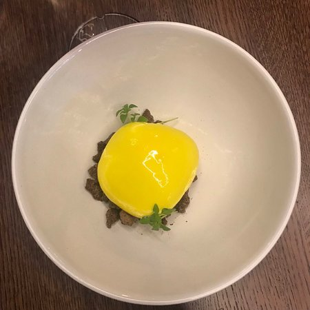 Simple: Dishes from tasting menu