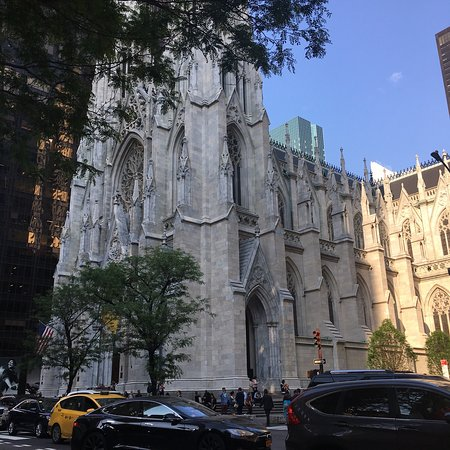 ‪Saint Patrick's Cathedral‬