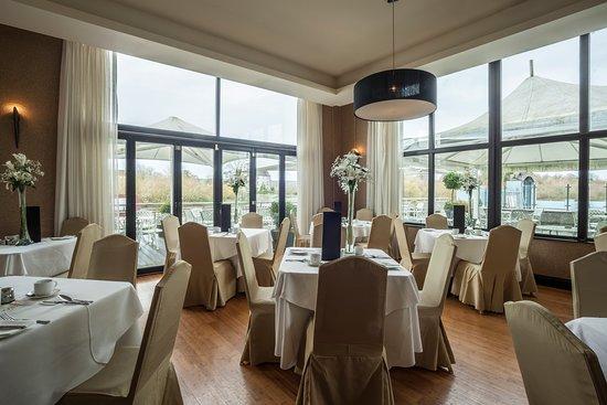 Leighlinbridge, Irlandia: Waterfront Restaurant - Breakfast Room