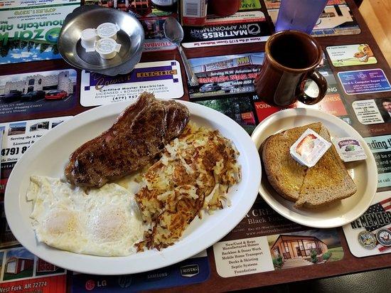 Ricks Iron Skillet Fayetteville Restaurant Reviews Phone Number