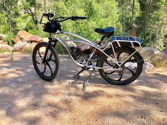 Boulder, CO: My sweet ride