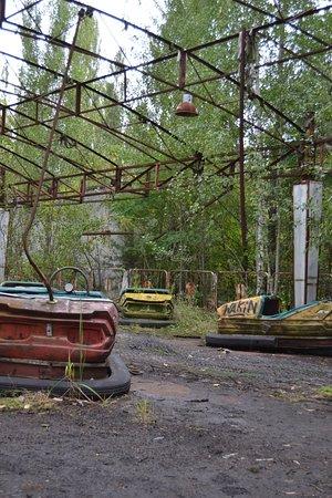 Pripyat, Ukraina: amusement 10