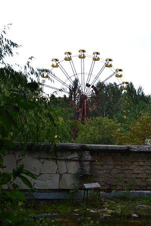 Pripyat, Ukraina: amusement 12