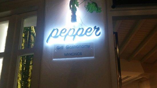 Pepper Mykonos Foto