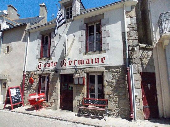 Creperie Tante Germaine: et la Bretagne au soleil
