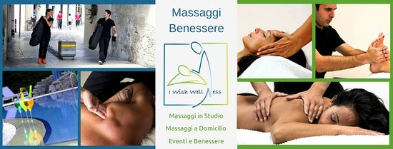 Massaggi Benessere con I Wish Wellness - Massaggi a Udine, in studio e a domicilio