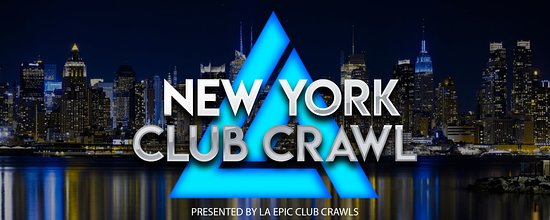 ‪New York Club Crawl‬