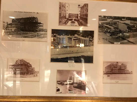 Henlopen Hotel: History