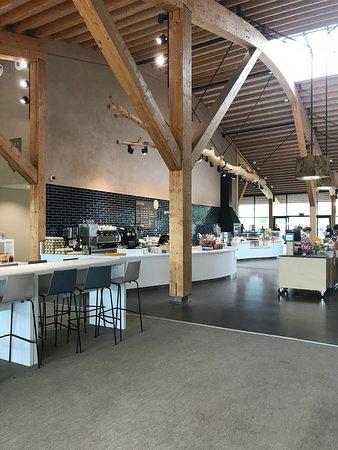 Gloucester Services Kitchen: GSK interior