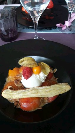 L'Oustaloun: dessert