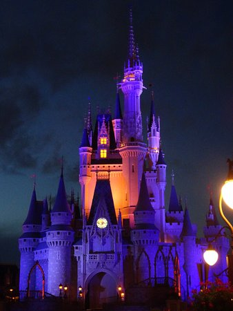 Cinderella Castle: Castelo