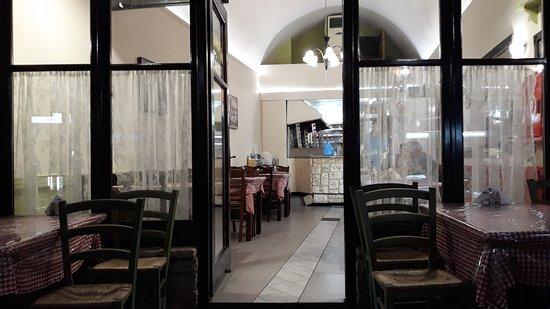 Κόνιτσα, Ελλάδα: Ο χώρος του εστιατορίου