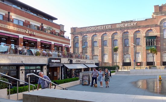 Cote restaurant in Brewery Square - Picture of Cote Brasserie - Dorchester  - Tripadvisor