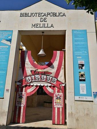 Biblioteca Publica del Estado en Melilla